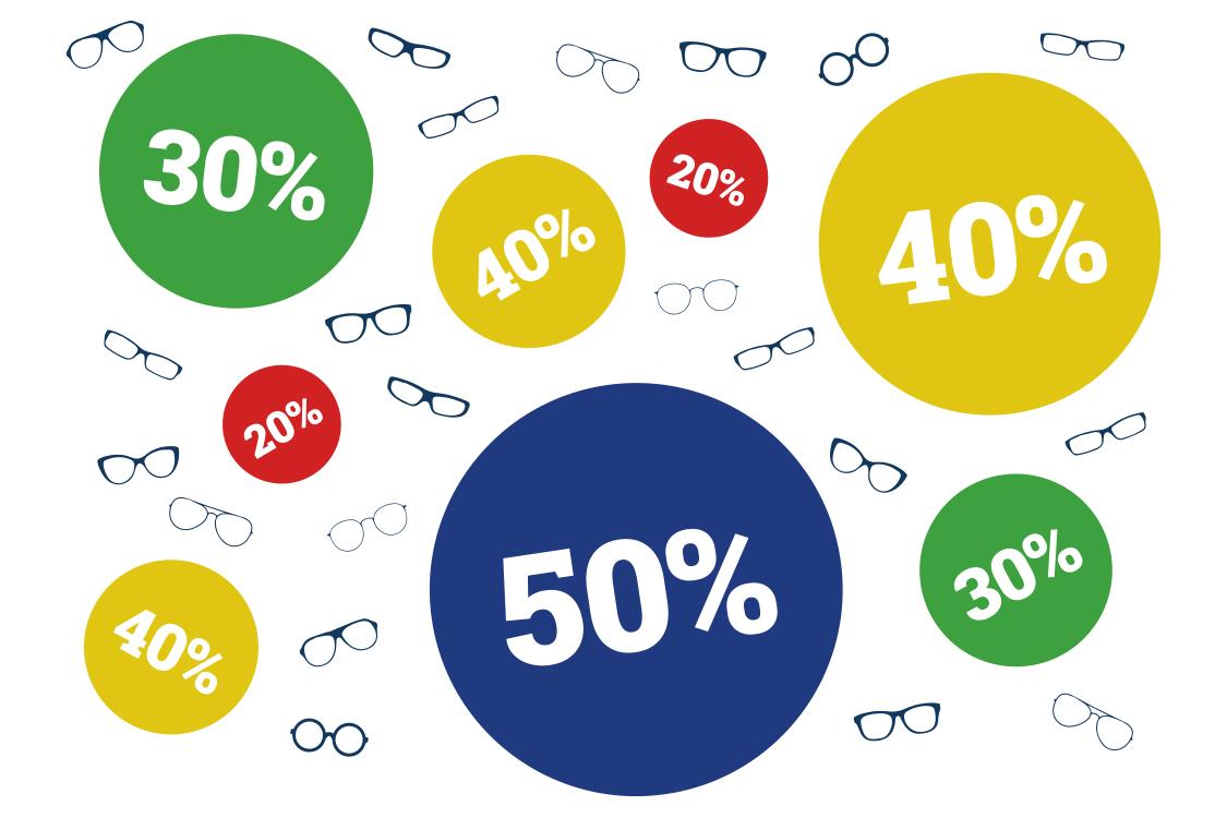 ottica optometria righetti saldi gennaio 2021 occhiali sole vista